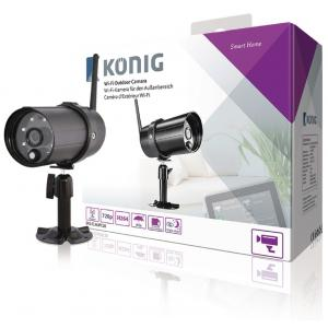 König SAS-CLALIPC20 Hd Smart Home Ip-camera Buiten 720p