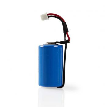 Nedis LOCKBL10BU Reservebatterij Voor Bluetooth-slot 2-pins Connector