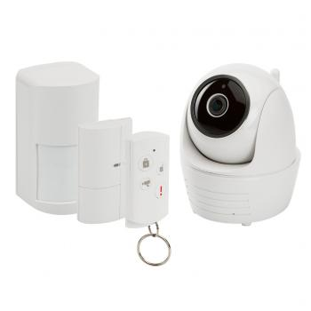 Secufirst Sf Alarm System With Ip Camera